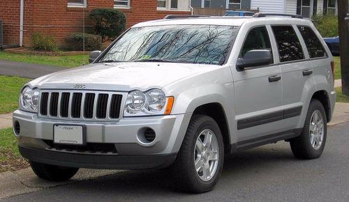 Manual Taller Jeep Grand Cherokee (2005-2010) Español