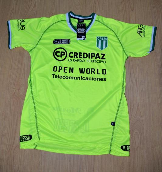 Camiseta Arquero Del Club Atlético San Miguel