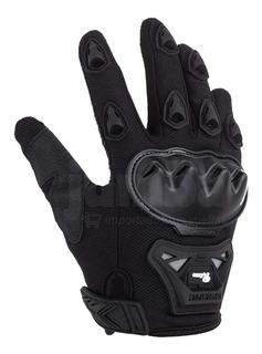 Guantes Remo Motosport Xl Con Protecciones Negro