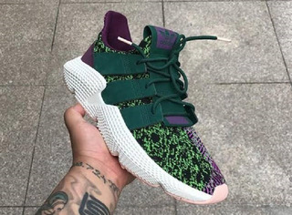 Tenis adidas Prophere Dragon Ball Cell Originales 5 Mx