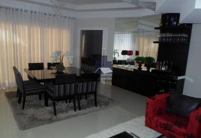 Casa A Venda No Bairro Condomínio Village Damha I Em - 2015112-1