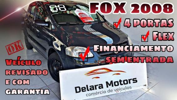 Fox 2008 Flex - 4 Portas