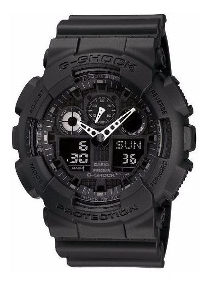 Reloj Tactico G-shock The Ga 100 Military Series Watch
