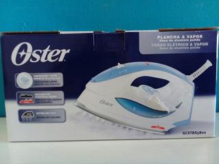 Plancha A Vapor Oster Modelo Gcstbs5802(somos Tienda Fisica)