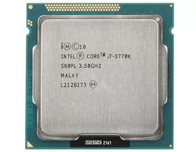 Processador Intel I7 3770k