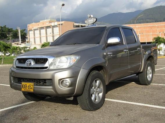 Camioneta Toyota Hilux 2011 4x4 Diesel Negociable Barata