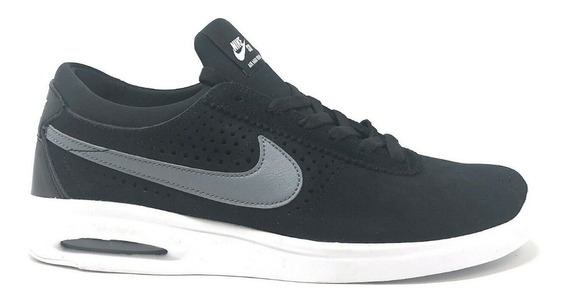 Zapatillas Nike Sb Air Max Bruin Vapor Black Grey
