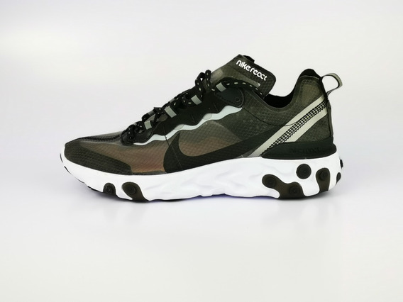 Tenis Nike React Element 87 Negro