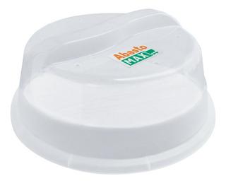 Tapa Antisalpicaduras Para Microondas 27 Cm X 11.3 Cm