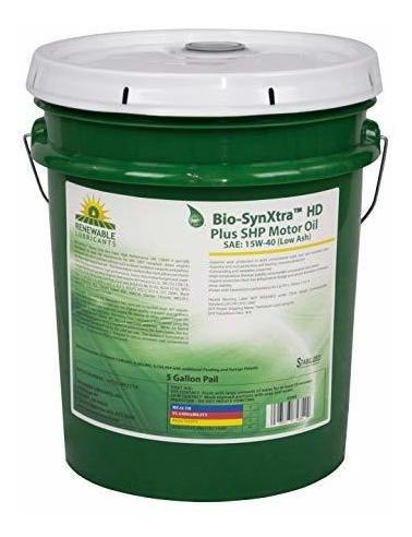Imagen 1 de 1 de Lubricante Industrial - Renewable Lubricants 85354 Bio Synxt