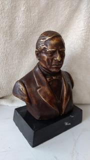 Busto De Benito Juarez En Bronce Envio Gratis