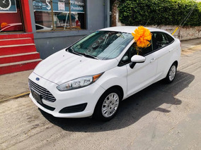 Ford Fiesta S 2014