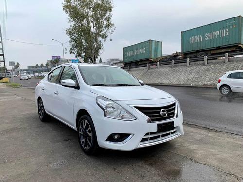 Imagen 1 de 15 de Nissan Versa 2015 1.6 Exclusive Navi At