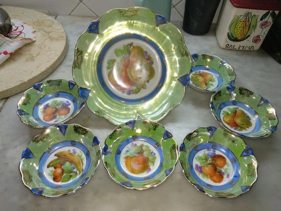 Compoteras De Porcelana Alemana