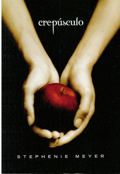 Livro Crepúsculo - Stephenie Meyer - 355 Paginas