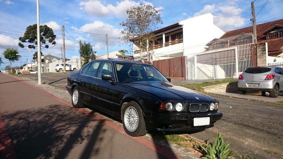 12x Bmw 540i E34 1993 V8 - Aceito Troca!!!