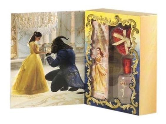 Perfume Infantil Disney Beauty And The Beast Eau De Toilette