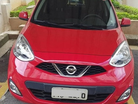 Nissan March 1.0 12v Sv (flex) 2016