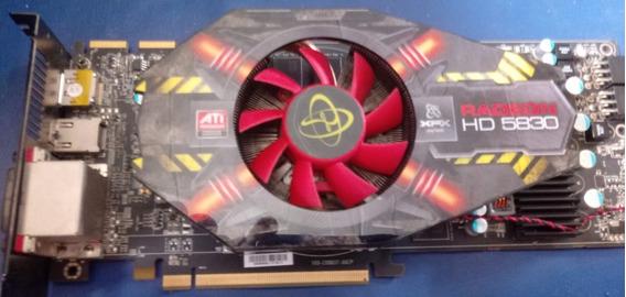 Xfx Ati Radeon Hd5830 - 1gb Ddr5 256bits Com Defeito