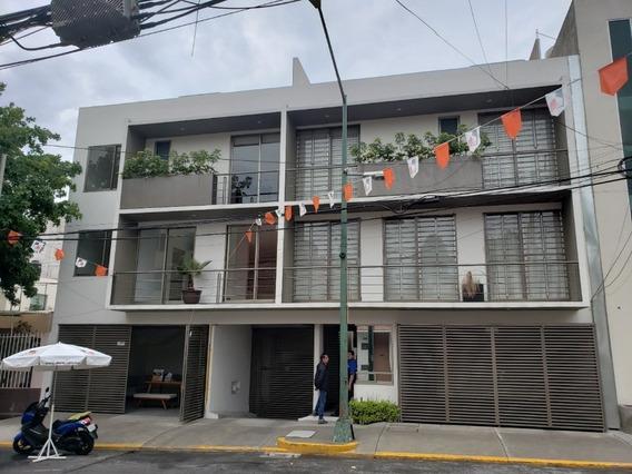 Casas En Condominio En Venta En La Colonia Portales