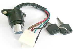 Chave De Contato Ignição Cb 400 Até 1983 1° Linha Gjb