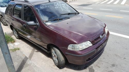 Sucata Fiat / Palio Weekend Elx - 2000/2001 (somente Peças)
