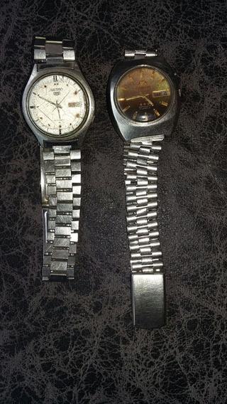 Relógio Orient E Seiko