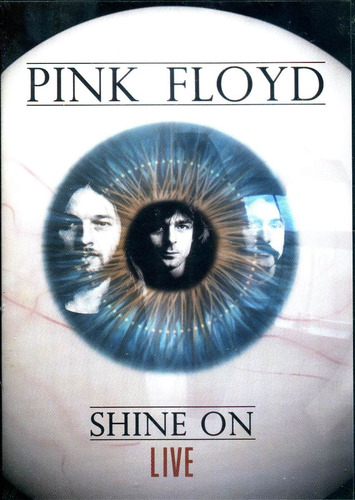 Dvd Pink Floyd Live On Shine - Pink Floyd