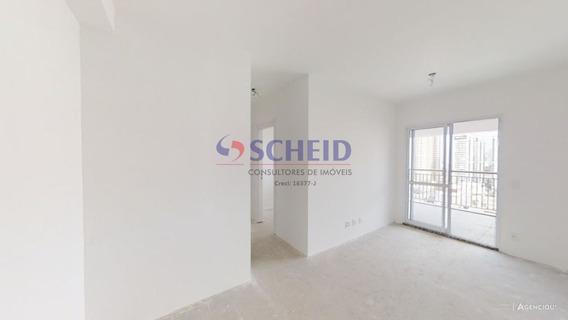 Apartamento Novo Com 2 Dormitórios No Cambuci - Mr68933