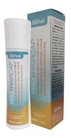 Pro Haircap Tônico Fortalecimento Redução De Queda Capilar