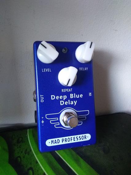 Pedal Delay Deep Blue Mad Professor (clone)