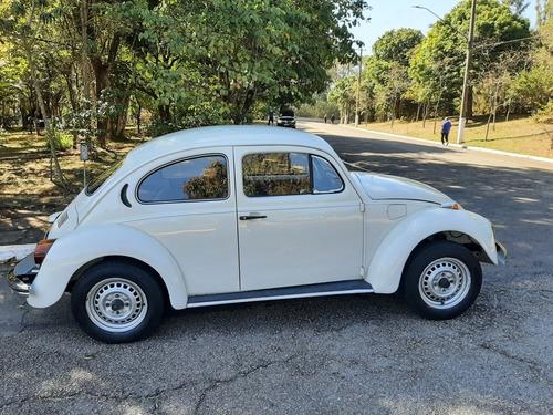 Imagem 1 de 12 de Volkswagen Fusca 1600 Impecavel