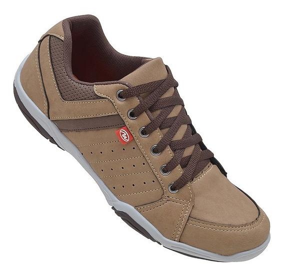 Sapatenis Casual Masculino Fxb Lançamento Tenis Sapato Novo