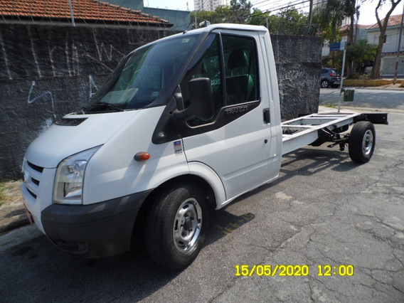 Ford Transit 2.4 Chassi