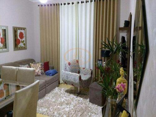 Apartamento  Com 2 Dormitório(s) Localizado(a) No Bairro Boqueirão Em Santos / Santos  - 6782