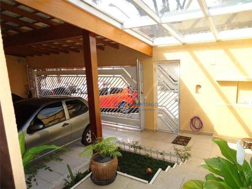 Casa Residencial À Venda, Jardim Maria Estela, São Paulo - . - Ca0591