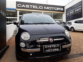 Fiat 500 1.4 Lounge 16v Gasolina 2p Manual 2009/2010