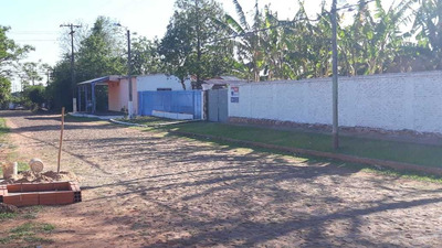 Vendo Tres Terrenos Juntos En San Lorenzo7 / Quinta