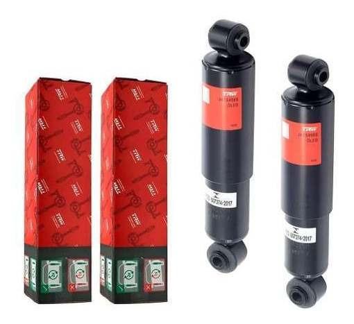 Kit Par Amortecedor Dianteiro Blazer 4x4 1995 A 2011