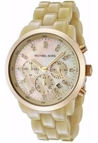 Relógio Michael Kors Mk5217 Madrepérola