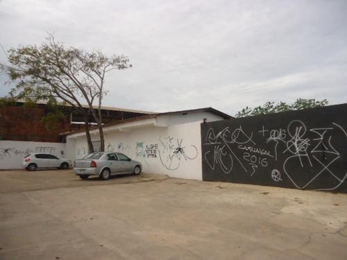 Imagem 1 de 9 de Prédio Comercial Para Alugar Na Cidade De Maracanau-ce - L10291