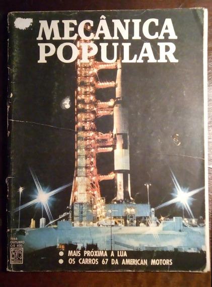 Mecânica Popular Volume 82 Outubro 1966