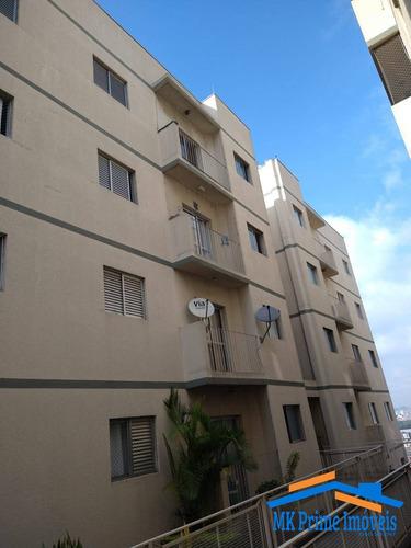 Imagem 1 de 8 de Apartamento 72m² Com 2 Dormitórios Em Vila Menck- Osasco! - 2270