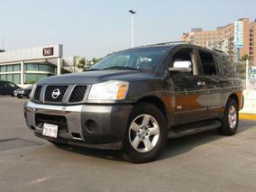 Nissan Armada 5.6 Se Piel Qc 4x2 At 2006 Autos Y Camionetas