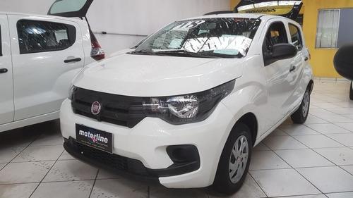 Fiat Mobi Easy 1.0 2018 Branco Novo.