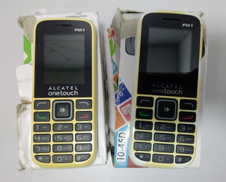 Alcatel One Touch 1041d Branco Sem Bateria