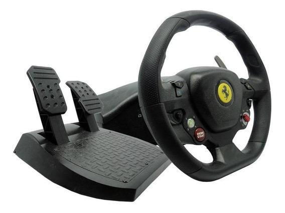 Carcaça Volante Thrustmaster Ferrari 458 Italia Xbox 360