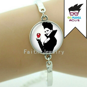 Pulseira Once Upon A Time Regina Mills