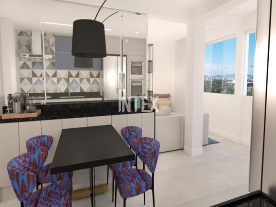Apartamento Para Venda Com 2 Quartos Na Glória, Alto Com Vista Livre Para A Praia Do Flamengo E Sol Da Manhã - Ap00756 - 67759897