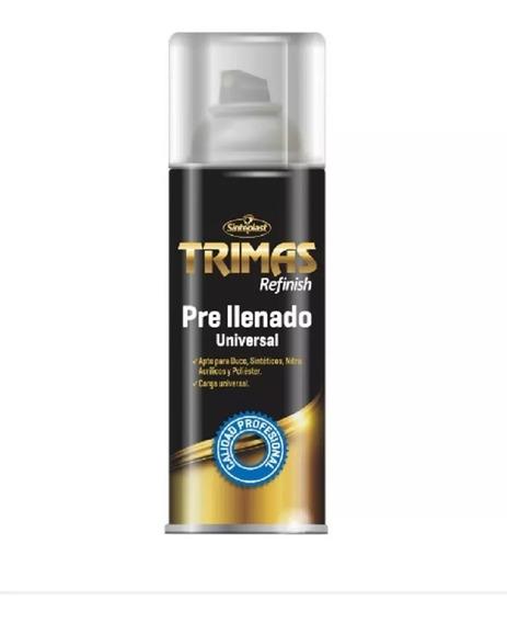 Kit Trimas Aerosol Repintado Automotor Primer-clear-color